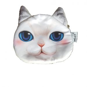 Purses - White Cat